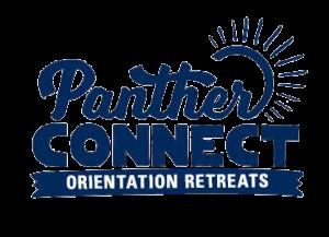 PantherConnect Logo Blue Transparent