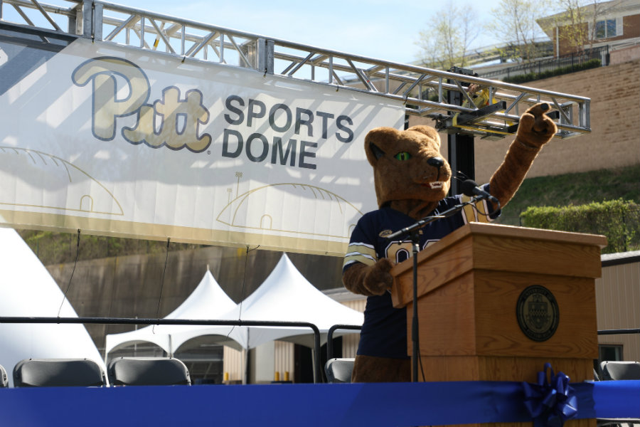 Pitt Sports Dome Grand Opening(900)
