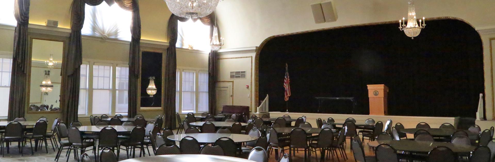 William Pitt Union Dining Room A