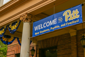 Pitt's New Student Convocation