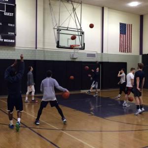 Pitt Club Basketball