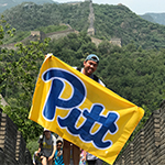 Pitt in China News Icon