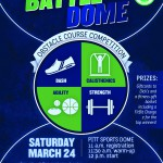 Battle Dome flyer