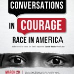 Conversations in Courage Poster