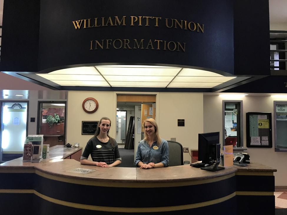 WPU Information Desk
