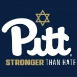 Pitt Stronger than Hate