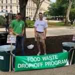 Farmers Market Compost Drop Off