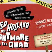Haunted Holland October 28