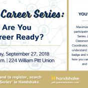 Senior Career Series
