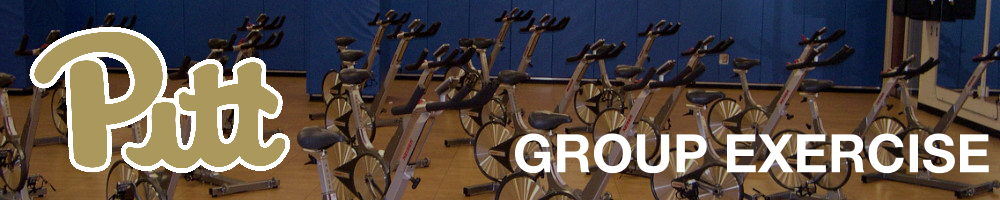 Pitt Campus Recreation Group Exercise Classes