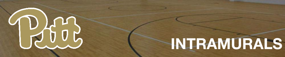 University of Pittsburgh Intramural Sports Leagues