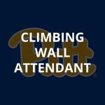 Climbing Wall Attendant