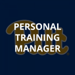 Personal Training Manager