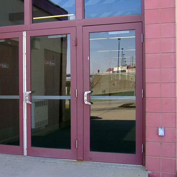 Cost Center entrance
