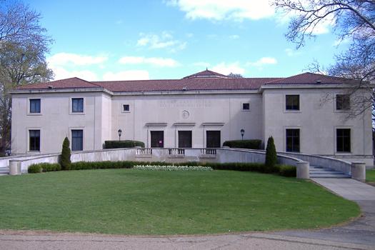 Frick Fine Arts Building