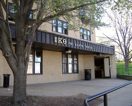 Fraternity Housing Complex