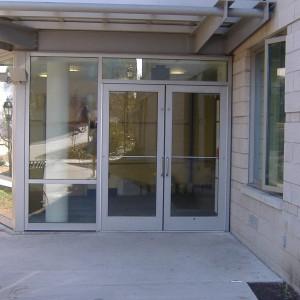 Pennsylvania Hall entrance