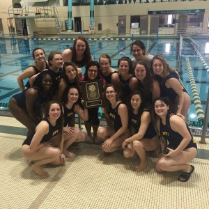 Pitt Women's Club Water Polo