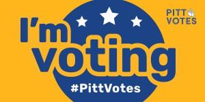 I'm voting