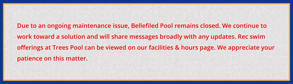 Campus-Recreation-Announcement-Bellefield-Pool